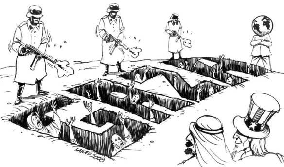 israeli_raid_on_gaza_by_latuff2