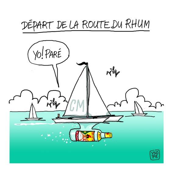 route-du-rhum-2010