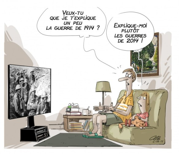 1914-2014 Côté