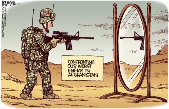 worst ennemi Afghanistan