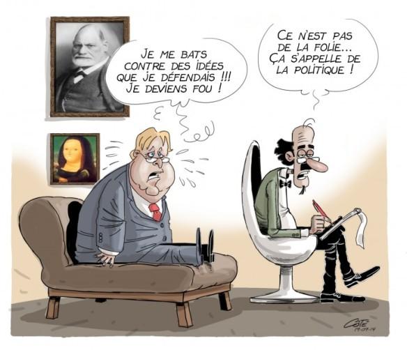 Barrette psy Côté
