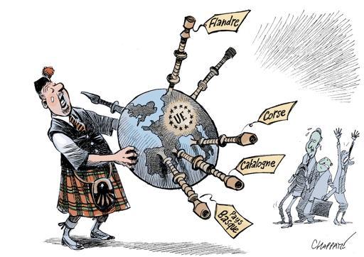 Écosse UE