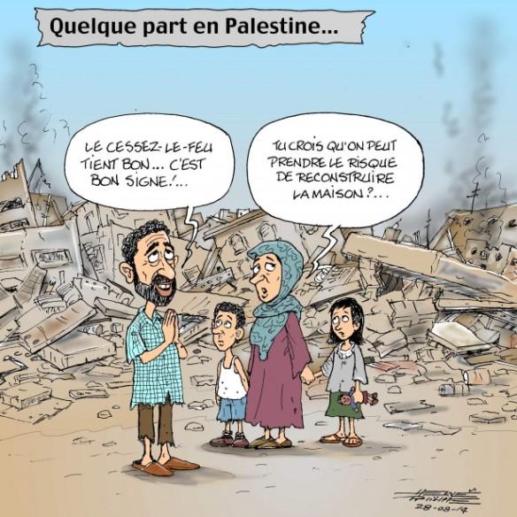 en Palestine