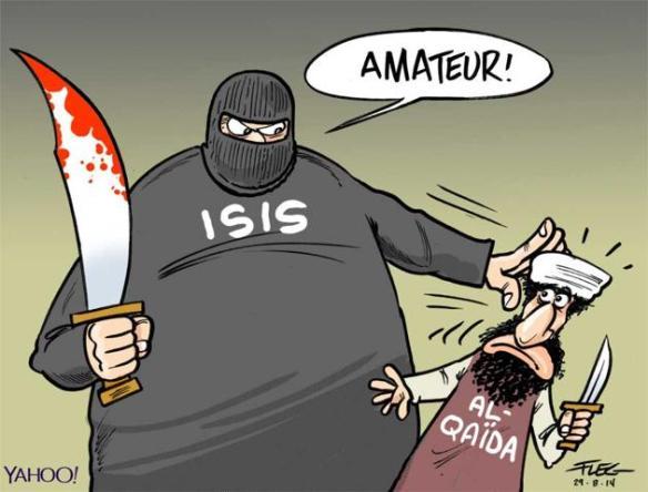 Ie versus Al Quaïda