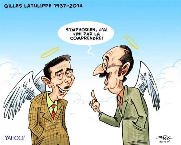 Latulippe et Fernand