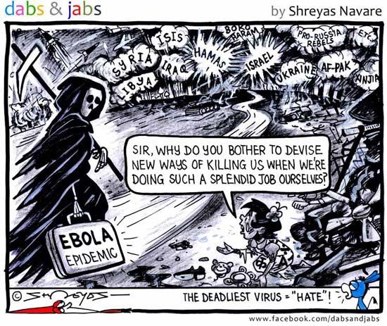 Ebola, Syrie