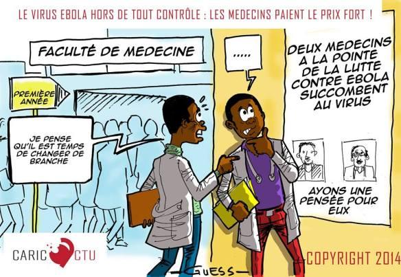 medecins ebola