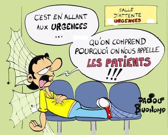 patients urgence