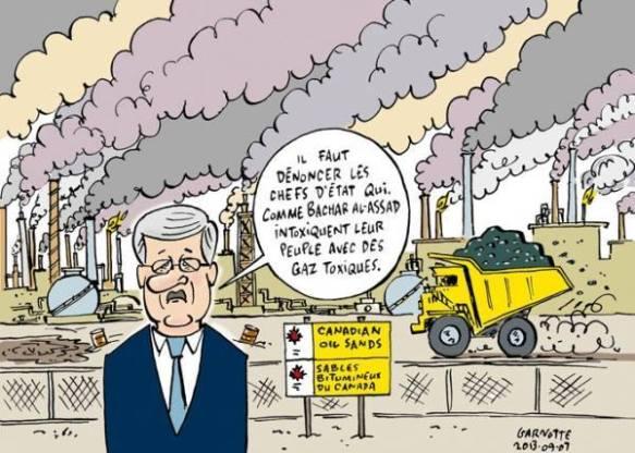 Gaz toxiques
