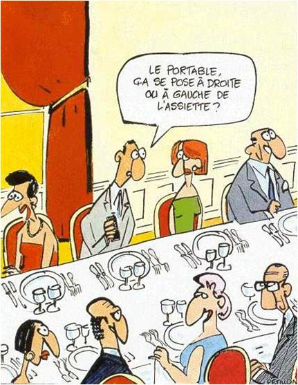 portable au banquet