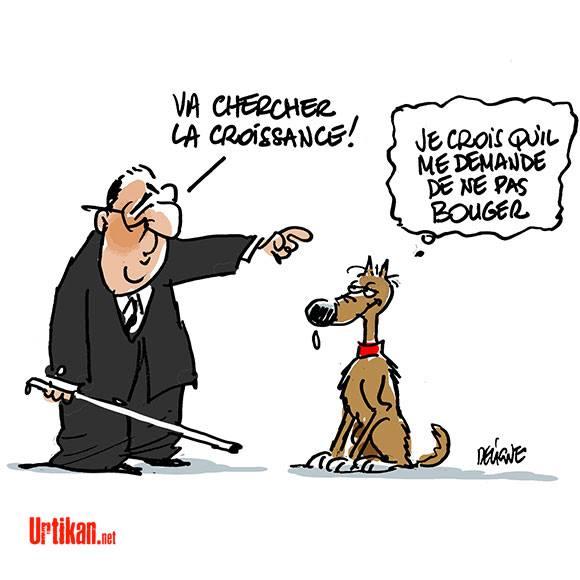 Hollande Croissance