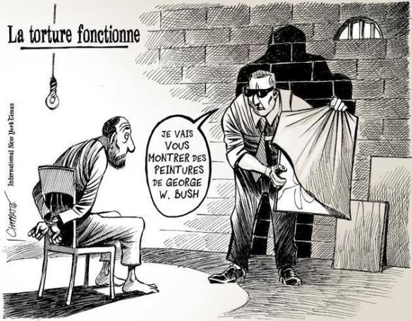 la pire des tortures US