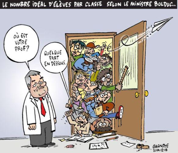 le-nombre-ideal-d-eleves-par-classe-selon-le-ministre-bolduc