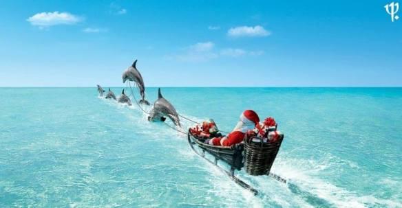 Père Noël Australien