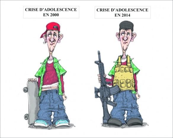crise adolescence