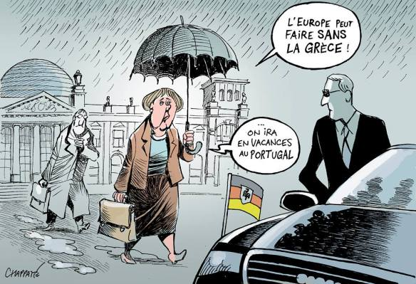 Europe sans la Grèce
