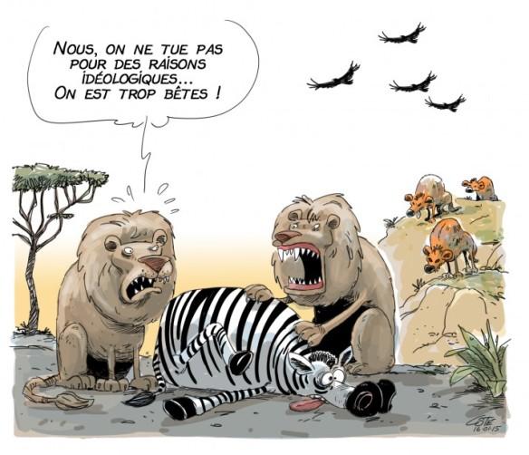 Trop bêtes Côté