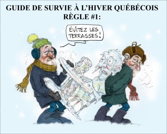 survie hiver