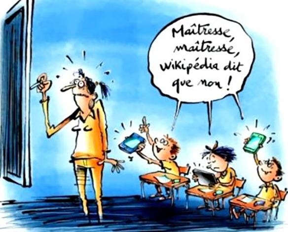 caricature de Christophe Besse