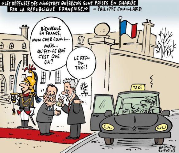 les-depenses-des-ministres-quebecois-prises-en-charge-par-la-republique-francaise