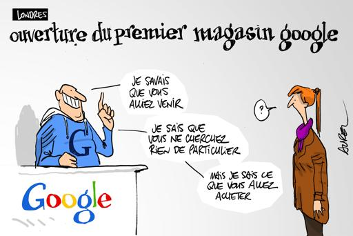 magasin Google