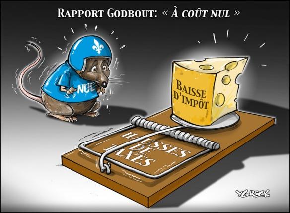 raport Godbout
