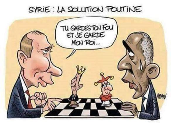syrie la solution