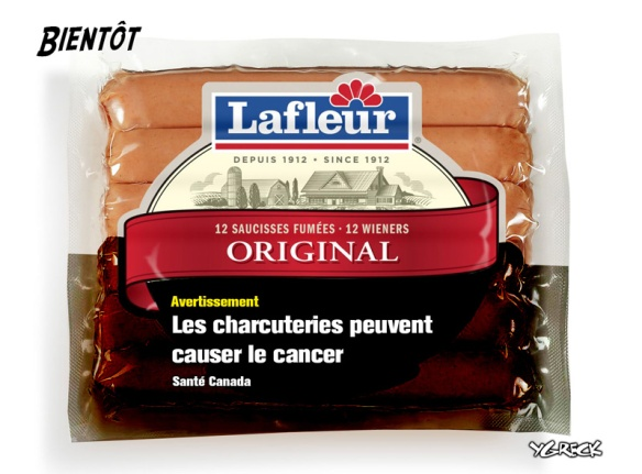 charcuterie cancer