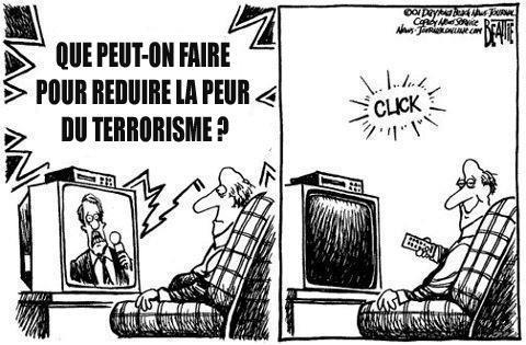 arrêter le terrorisme