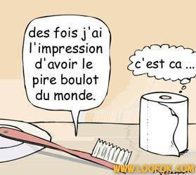pire boulot