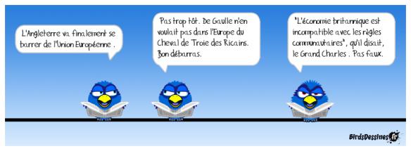 De Gaulle Brexit